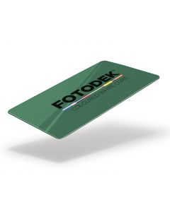 GR76-A - FOTODEK Coloured White-Core Card-Spring Green