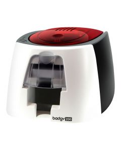 Pr-E-200 - Evolis Badgy 200 Single-Sided ID card printer B22U0000RS