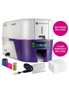 PRB-EN-DS2-DS - ENTRUST SIGMA Starter Kit Bundle – Professional (double sided printer)
