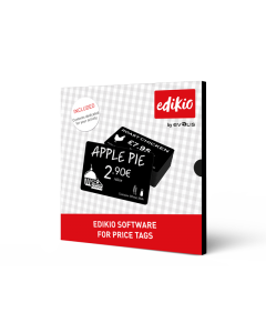 SO-ED-305 - Edikio Software for Price tag - Upgrade from Lite edition to Pro edition