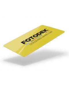 YL76-A - FOTODEK Coloured White-Core Card-Sunflower